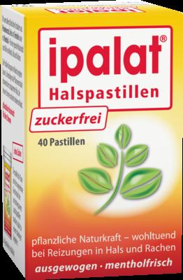 Ipalat Halspastillen Zuckerfrei (PZN 03991095)