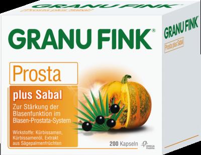 Granu Fink Prosta plus Sabal Hart (PZN 10318128)