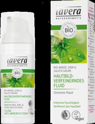 Lavera Hautbildverfeinerndes Fluid Minze (PZN 11090578)