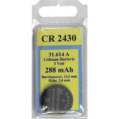 Batterien Lithium Zelle Cr 2430 3v (PZN 01500207)