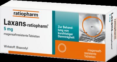 Laxans Ratiopharm (PZN 02570919)