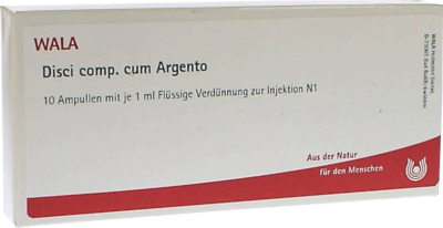 Disci Comp. C. Argento Amp. (PZN 01751317)