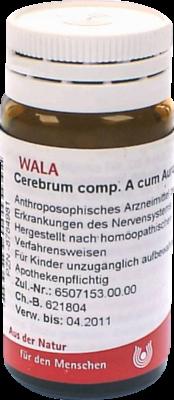 Wala Cerebrum Comp. A C. Auro Comp. (PZN 08784981)