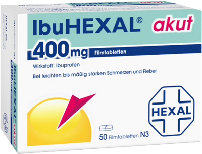 Ibuhexal akut 400 (PZN 03161577)