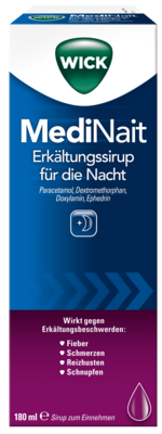 Wick Medinait Erkaeltungssaft (PZN 01689009)