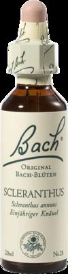 Bachblüten Scleranthus Tropfen (PZN 00146809)
