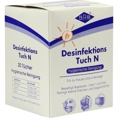 Desinfektionstuch N (PZN 01606785)