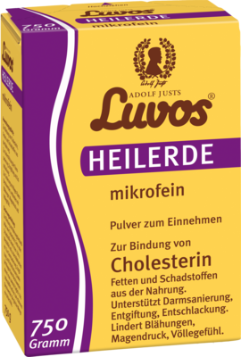 Luvos Heilerde Mikrofein Pulver Zum Einnehmen (PZN 01649174)