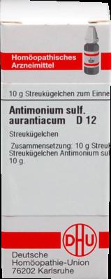 Antimonium Sulf. Aurant. D12 (PZN 07159034)