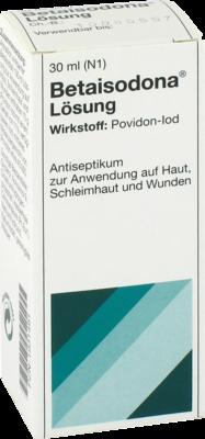 Betaisodona Loesung (PZN 01931491)