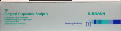 Cutfix Skalpelle Klingenform 11 (PZN 01868261)