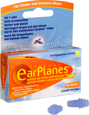 Earplanes Child/kind (PZN 02069800)