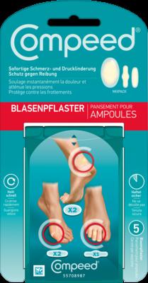 Compeed Blasenpflaster Mixpack (PZN 07663028)