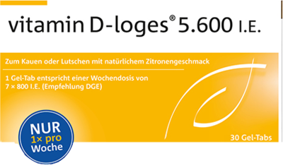 Vitamin D-Loges 5.600 I.E. (PZN 10073678)