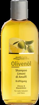 Olivenoel Shampoo Kraeftigung Limoni Di Amalfi (PZN 06716610)