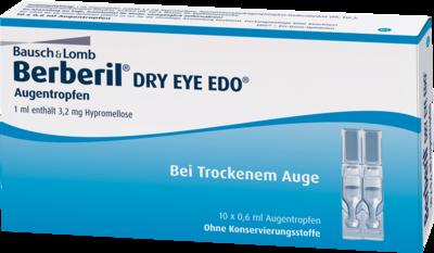 Berberil Dry Eye Edo Augen (PZN 01929471)