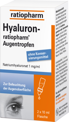 Hyaluron Ratiopharm (PZN 10810220)