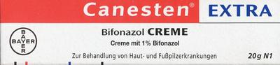 Canesten Extra Creme (PZN 00679612)
