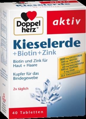 Doppelherz Kieselerde + Biotin + Zink (PZN 09005714)
