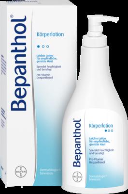Bepanthol Koerperlotion Spender (PZN 01627652)