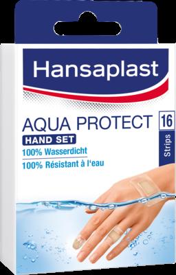 Hansaplast Aqua Protect Pflaster Hand Set (PZN 04285146)