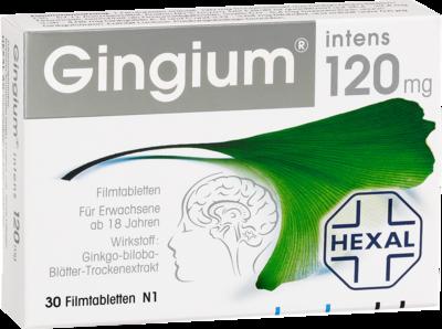 Gingium intens 120 mg Film (PZN 01635901)