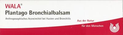 Plantago Bronchialbalsam (PZN 02198466)
