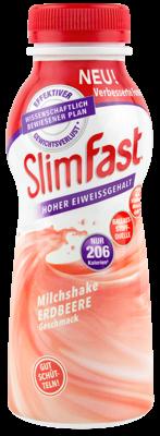 Slim Fast Fertigdrink Erdbeere (PZN 11280801)
