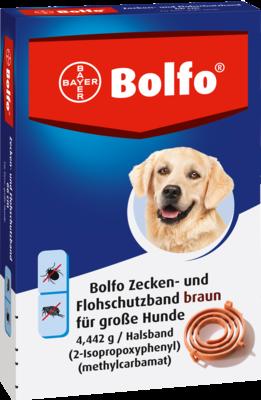 Bolfo Flohschutzband F.grosse Hunde (PZN 02756280)