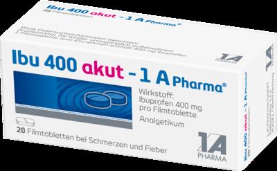 Ibu 400 Akut 1a Pharma Filmtabl. (PZN 02013219)