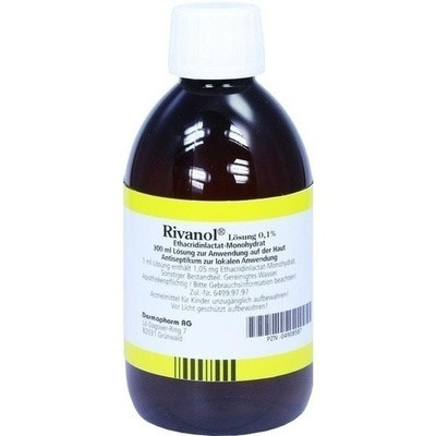 Rivanol Loesung 0,1% (PZN 04908587)