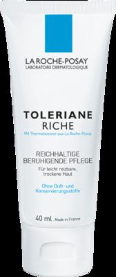 Roche Posay Toleriane beruhigende Pflegecreme 40ml (PZN 02827927)