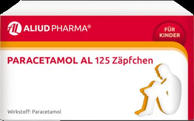 Paracetamol Al 125 Saeuglings-suppos. (PZN 03295065)