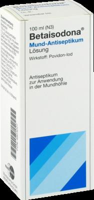 Betaisodona Mund-antiseptikum (PZN 04923227)