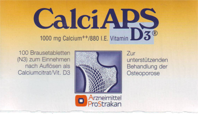 Calci Aps D3 Brause (PZN 01692520)