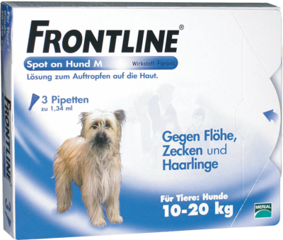 Frontline Spot On H 20 Vet. Loesung (PZN 00662882)