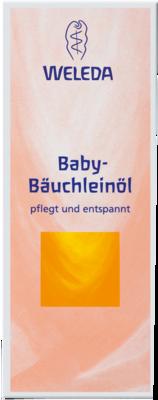 Weleda Baby Baeuchleinoel (PZN 01830554)