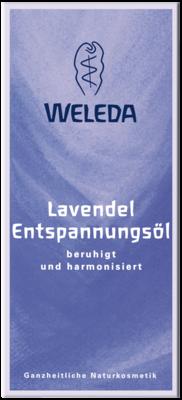 Weleda Lavendel Entspannungs (PZN 03427704)