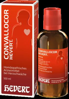 Convallocor Hevert (PZN 07628486)