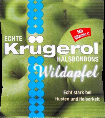 Krügerol Halsbonbons Wildapfel, 50 g (PZN 02330339)