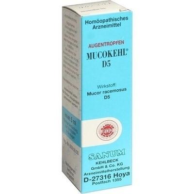 Mucokehl Augentropfen D (PZN 03206736)
