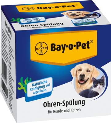 Bay O Pet Ohrreiniger F.hunde/katzen (PZN 07375737)