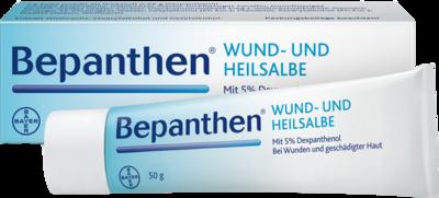 Bepanthen Wund- und Heil (PZN 01578818)