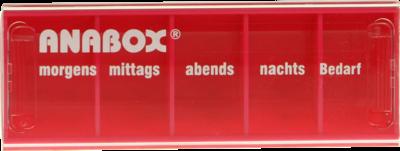Anabox Tagesbox Pink (PZN 04842279)