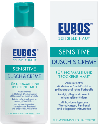 Eubos Sensitive Dusch & (PZN 07212337)