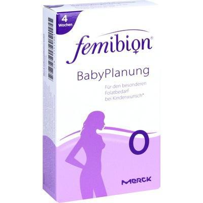 Femibion BabyPlanung 0 (PZN 11515061)