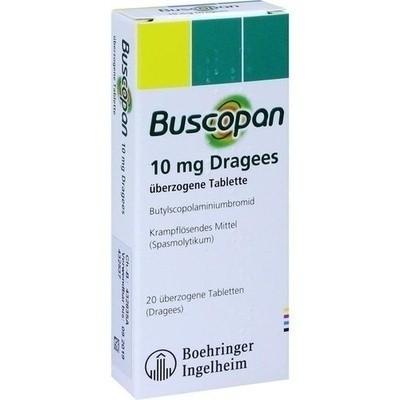 Buscopan (PZN 02350388)