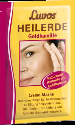 Luvos Heilerde Creme-maske mit Goldkamille (PZN 09901182)