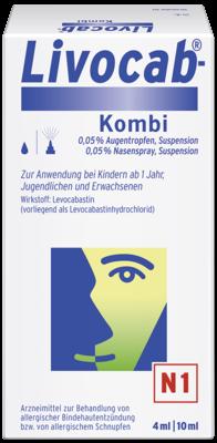 Livocab Kombip.4ml At+10ml N (PZN 04887365)