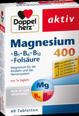 Doppelherz Magnesium 400mg (PZN 07625045)